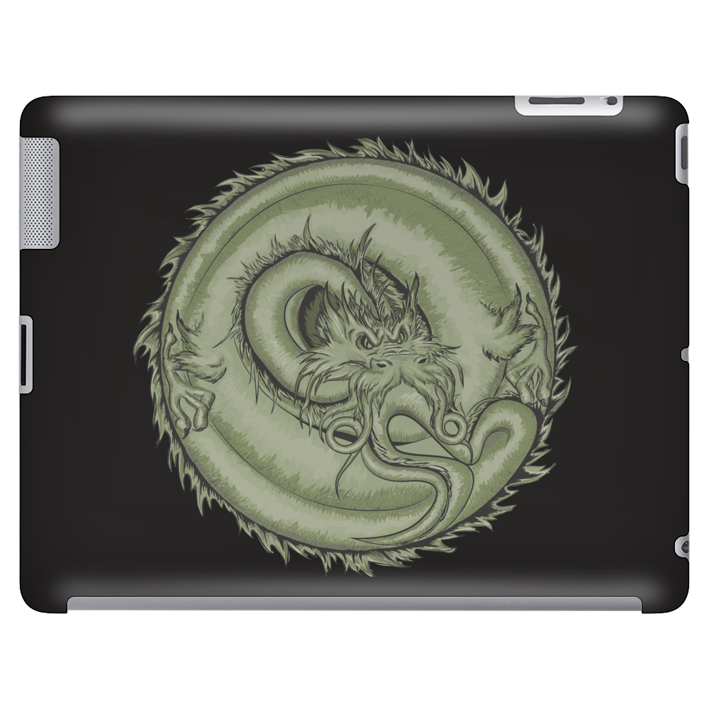 japanese dragon Tablet