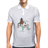 Japanese Garden Mens Polo