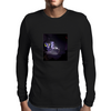 japanese girl fights demon in dungeon Mens Long Sleeve T-Shirt