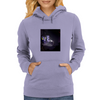 japanese girl fights demon in dungeon Womens Hoodie