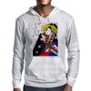 JAPANESE  GIRL WRITING LETTER Mens Hoodie
