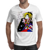 JAPANESE  GIRL WRITING LETTER Mens T-Shirt