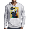JAPANESE WITH FISH Mens Hoodie