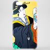 JAPANESE WITH FISH Phone Case
