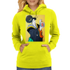 JAPANESE WITH FISH Womens Hoodie