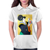 JAPANESE WITH FISH Womens Polo