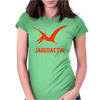 Jaredactyl Womens Fitted T-Shirt
