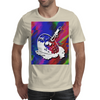 Jason Goes To Vaporwave Mens T-Shirt