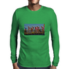 Jaws Bridge, Martha's Vineyard Mens Long Sleeve T-Shirt