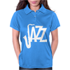 Jazz Saxophone Womens Polo