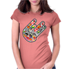 Jdm funny Womens Fitted T-Shirt