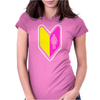 JDM GIRL NEW Womens Fitted T-Shirt