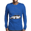 JDM Hatch Mens Long Sleeve T-Shirt