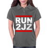 JDM RUN 2JZ Womens Polo