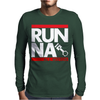 Jdm Run Na All Motor Mens Long Sleeve T-Shirt
