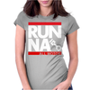 Jdm Run Na All Motor Womens Fitted T-Shirt