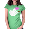 Jdm Shocker Womens Fitted T-Shirt