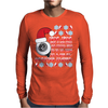 JDM Xmas Mens Long Sleeve T-Shirt