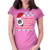 JDM Xmas Womens Fitted T-Shirt