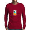 Øje Mens Long Sleeve T-Shirt