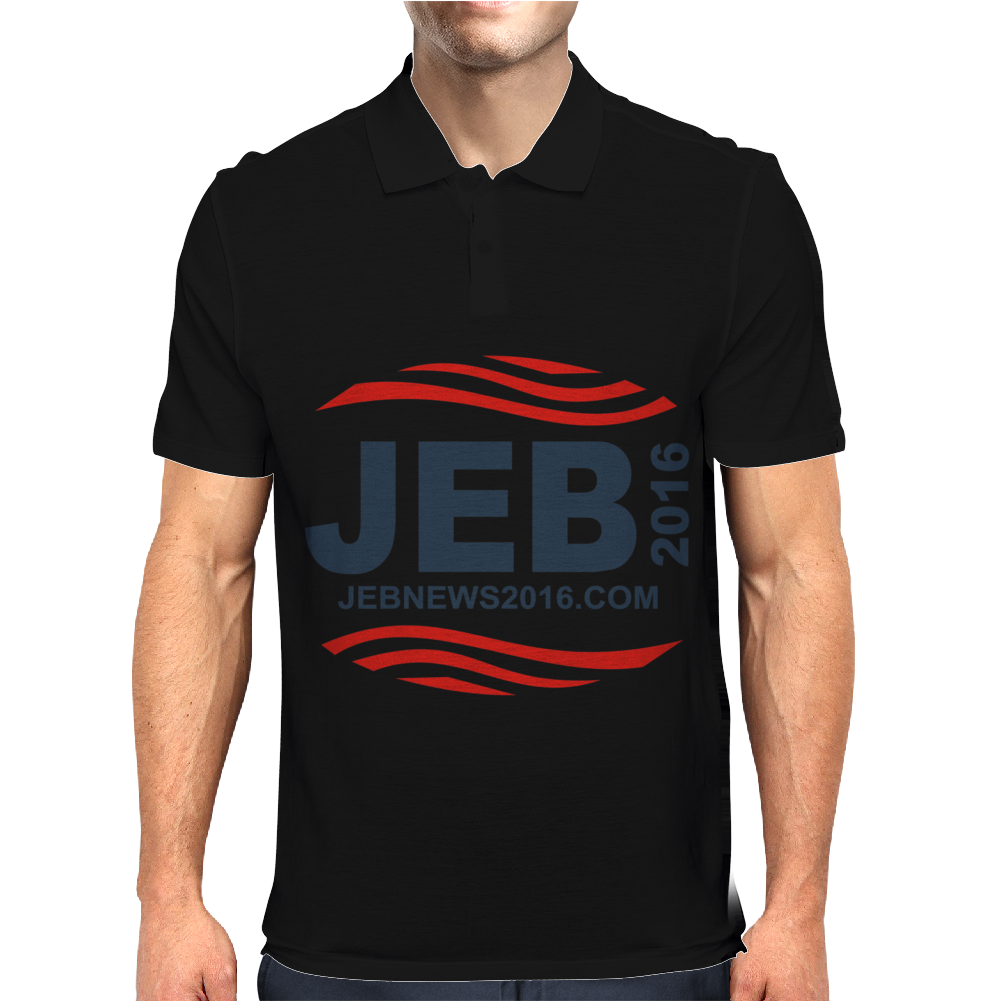 Jeb 2016 Mens Polo