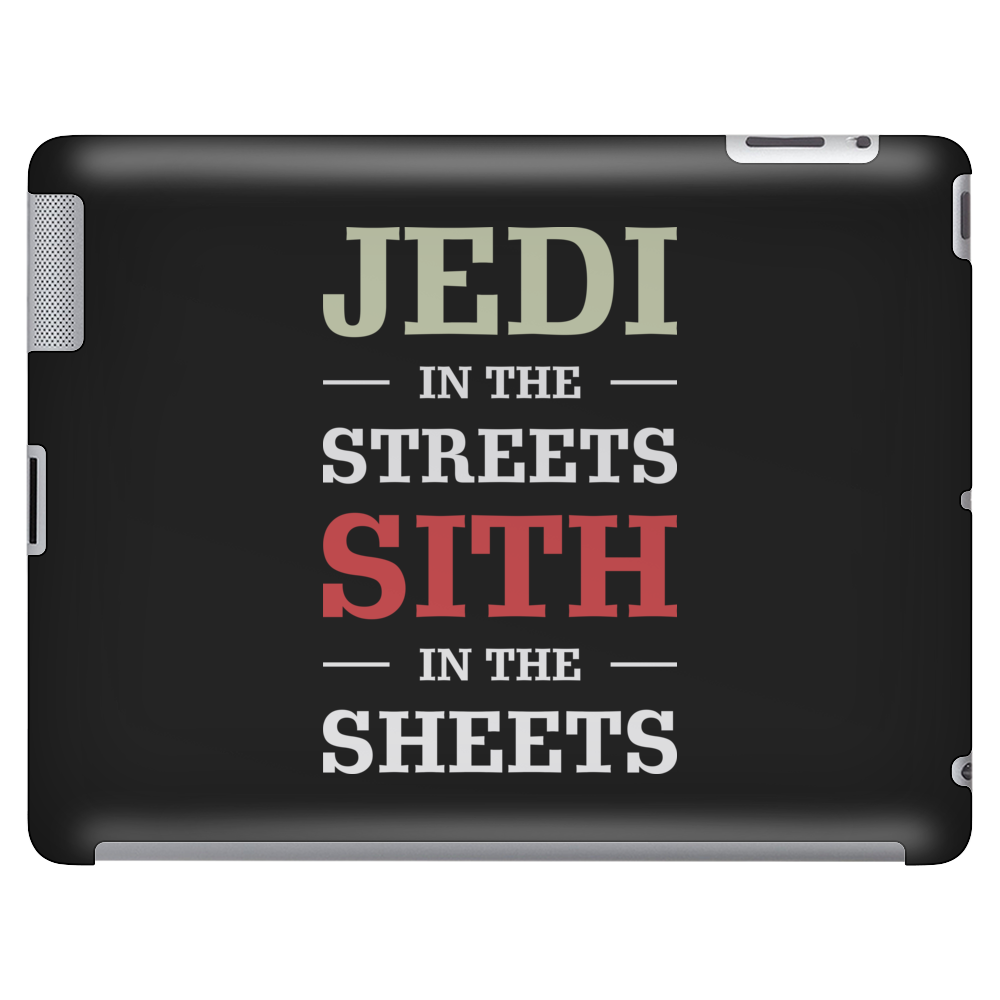 Jedi In The Streets Tablet