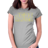 Jedi Master Womens Fitted T-Shirt