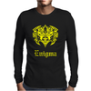 Jeff Hardy Enigma Mens Long Sleeve T-Shirt