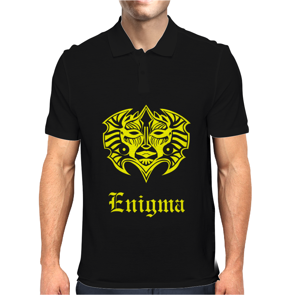 Jeff Hardy Enigma Mens Polo