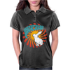 JEFFERSON AIRPLANE WHITE RABBIT Womens Polo