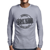 Jekyll Island Title Mens Long Sleeve T-Shirt