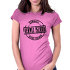 Jekyll Island Title Womens Fitted T-Shirt