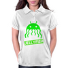 JELLY FISH Womens Polo