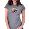 Jem's shocking discovery! Womens Fitted T-Shirt