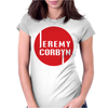 Jeremy Corbyn Womens Fitted T-Shirt