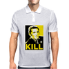 Jerry Lee Lewis Kill Hope Style Rock Mens Polo