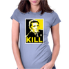 Jerry Lee Lewis Kill Hope Style Rock Womens Fitted T-Shirt