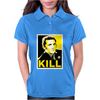 Jerry Lee Lewis Kill Hope Style Rock Womens Polo