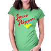 Jesse and the Rippers Womens Fitted T-Shirt