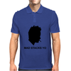 Jesse Pinkman Aaron Paul Mad Stacks Yo Breaking Bad. Mens Polo