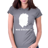 Jesse Pinkman Aaron Paul Mad Stacks Yo Breaking Bad Womens Fitted T-Shirt