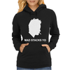 Jesse Pinkman Aaron Paul Mad Stacks Yo Breaking Bad Womens Hoodie