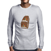 Jesus Bread of Life Mens Long Sleeve T-Shirt