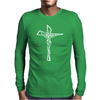 Jesus Christ Catholic Mens Long Sleeve T-Shirt