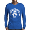 JESUS FUNNY Mens Long Sleeve T-Shirt