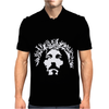 JESUS FUNNY Mens Polo