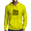Jesus is the rizzle for the sizzle Mens Hoodie