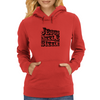 Jesus is the rizzle for the sizzle Womens Hoodie