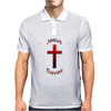 Jesus Saves Mens Polo