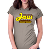 Jesus Sweet Savior King Of Kings Womens Fitted T-Shirt